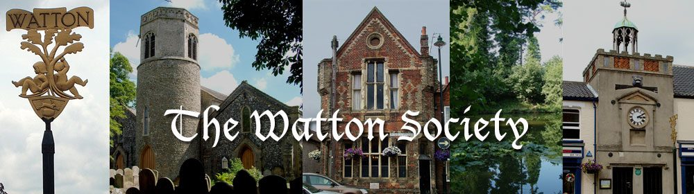 Watton Society Website Header