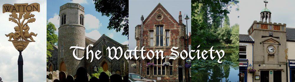 Watton Society Website Header